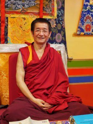 Comprendre la vacuité : Mogchok Rinpoché – Sagesses Bouddhistes 2011