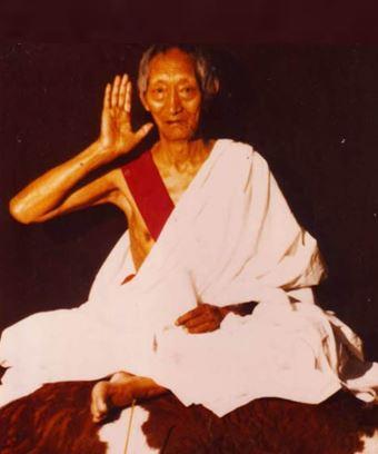 Yoga de Kalou Rinpoché