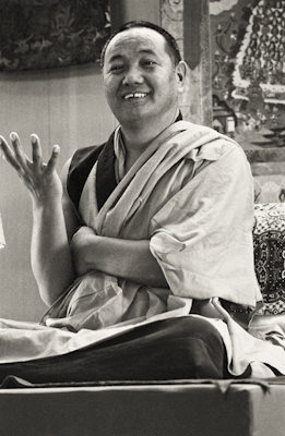 Lama Yéshé – Tous les problèmes sont mes maîtres