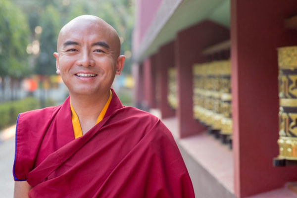 Yongey Mingyur Rinpoche message on COVID-19 outbreak