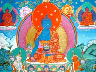 Kalou Rinpoché le précédent – Santé du corps et de l'esprit