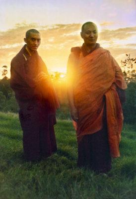 Lama Yéshé – Méditation de prendre et donner de tonglen