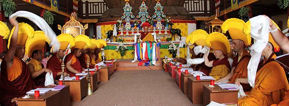 Kagyu Meunlam France du 28 au 30 juin 2019