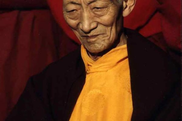 Kalou Rinpoché le précédent – Plus courageux et plus fort