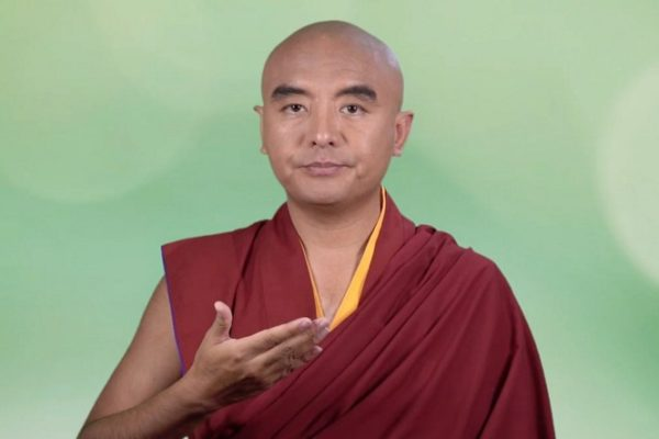 Living in a Pandemic: How to Transform Depressive Thinking – with Yongey Mingyur Rinpoche