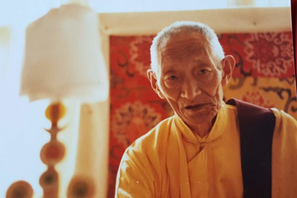 Kalou Rinpoché le précédent – Les cinq principes élémentaires
