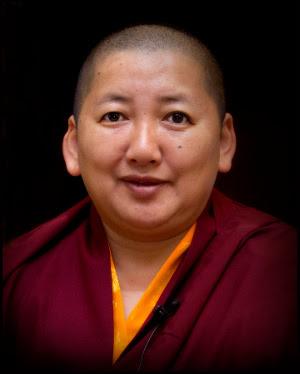 Message de Jetsun Khandro Rinpoché pour le Nouvel An 2021