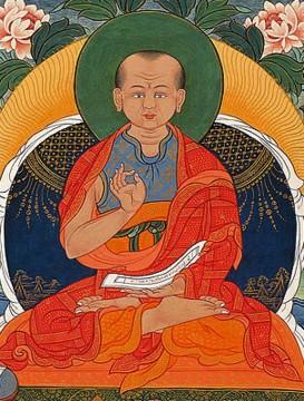 Guéshé Langri Thangpa – Les Huit versets de l'entraînement de l'esprit